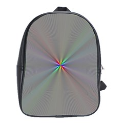 Square Rainbow School Bags(large)