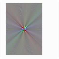 Square Rainbow Large Garden Flag (Two Sides)