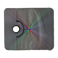 Square Rainbow Galaxy S3 (Flip/Folio)