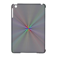 Square Rainbow Apple Ipad Mini Hardshell Case (compatible With Smart Cover)