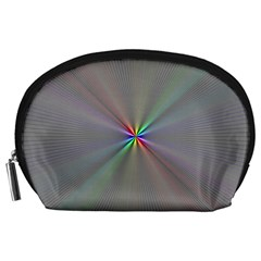 Square Rainbow Accessory Pouches (large)