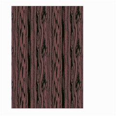Grain Woody Texture Seamless Pattern Large Garden Flag (two Sides)