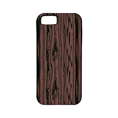 Grain Woody Texture Seamless Pattern Apple Iphone 5 Classic Hardshell Case (pc+silicone)