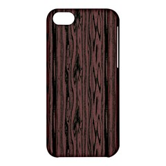 Grain Woody Texture Seamless Pattern Apple Iphone 5c Hardshell Case