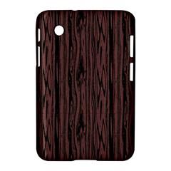 Grain Woody Texture Seamless Pattern Samsung Galaxy Tab 2 (7 ) P3100 Hardshell Case