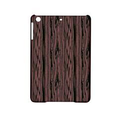 Grain Woody Texture Seamless Pattern Ipad Mini 2 Hardshell Cases