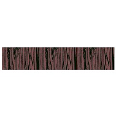 Grain Woody Texture Seamless Pattern Flano Scarf (small)