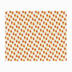 Candy Corn Seamless Pattern Small Glasses Cloth (2 Side)