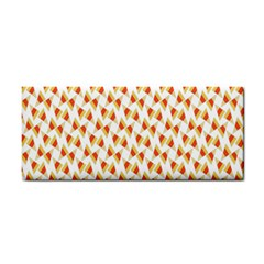 Candy Corn Seamless Pattern Cosmetic Storage Cases