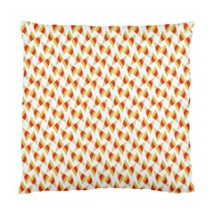 Candy Corn Seamless Pattern Standard Cushion Case (One Side)