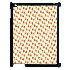 Candy Corn Seamless Pattern Apple Ipad 2 Case (black)