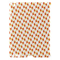 Candy Corn Seamless Pattern Apple Ipad 3/4 Hardshell Case (compatible With Smart Cover)