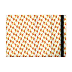Candy Corn Seamless Pattern Apple Ipad Mini Flip Case