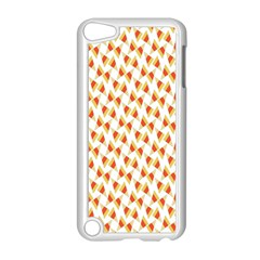 Candy Corn Seamless Pattern Apple Ipod Touch 5 Case (white)