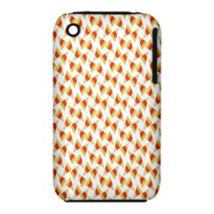 Candy Corn Seamless Pattern Iphone 3s/3gs