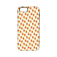 Candy Corn Seamless Pattern Apple Iphone 5 Classic Hardshell Case (pc+silicone)