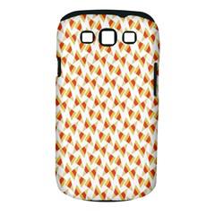 Candy Corn Seamless Pattern Samsung Galaxy S III Classic Hardshell Case (PC+Silicone)