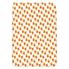Candy Corn Seamless Pattern Flap Covers (s)