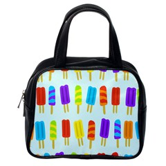 Popsicle Pattern Classic Handbags (one Side)