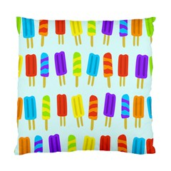 Popsicle Pattern Standard Cushion Case (one Side)