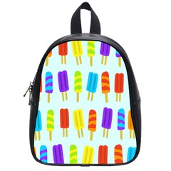 Popsicle Pattern School Bags (small)