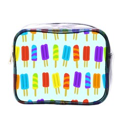 Popsicle Pattern Mini Toiletries Bags