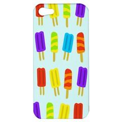 Popsicle Pattern Apple Iphone 5 Hardshell Case