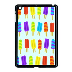 Popsicle Pattern Apple Ipad Mini Case (black)