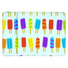 Popsicle Pattern Samsung Galaxy Tab 8 9  P7300 Flip Case