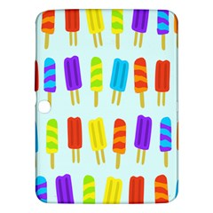 Popsicle Pattern Samsung Galaxy Tab 3 (10 1 ) P5200 Hardshell Case