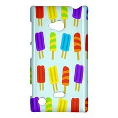 Popsicle Pattern Nokia Lumia 720