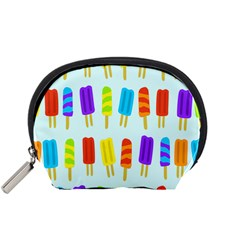 Popsicle Pattern Accessory Pouches (small)