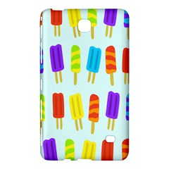 Popsicle Pattern Samsung Galaxy Tab 4 (8 ) Hardshell Case