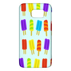 Popsicle Pattern Galaxy S6