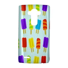 Popsicle Pattern LG G4 Hardshell Case