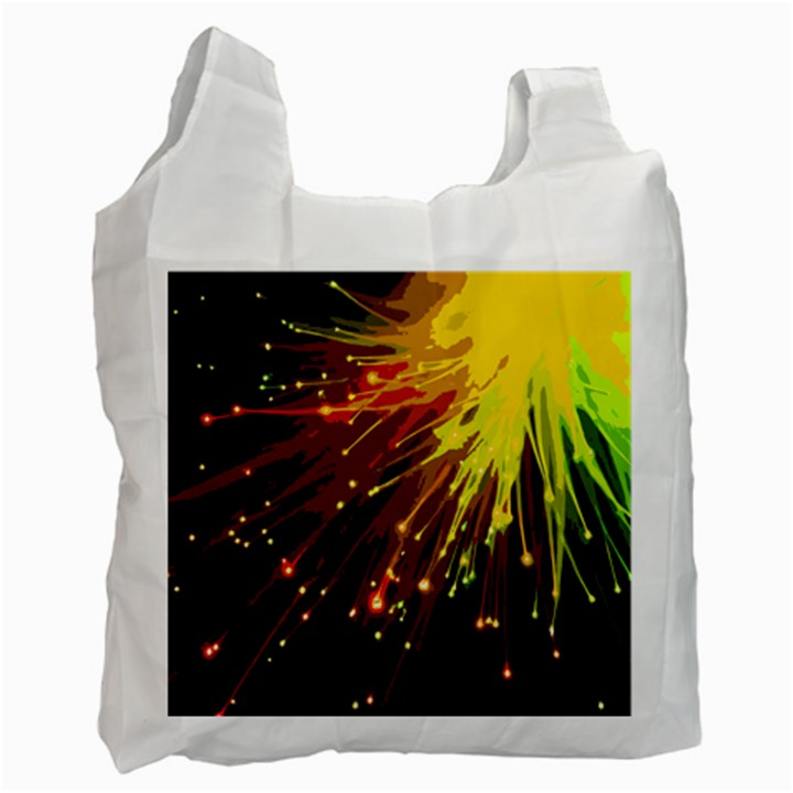 Big bang Recycle Bag (Two Side)