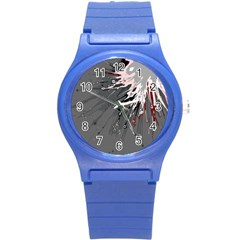 Big bang Round Plastic Sport Watch (S)