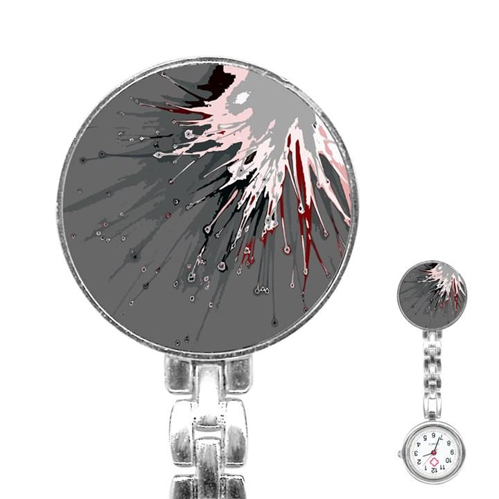 Big bang Stainless Steel Nurses Watch