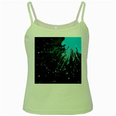 Big Bang Green Spaghetti Tank