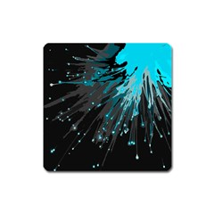 Big Bang Square Magnet