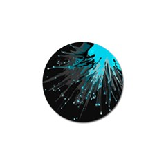 Big Bang Golf Ball Marker (4 Pack)