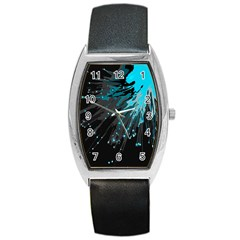 Big Bang Barrel Style Metal Watch