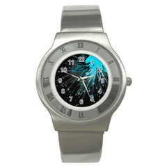 Big Bang Stainless Steel Watch