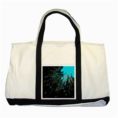 Big Bang Two Tone Tote Bag