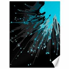 Big Bang Canvas 36  X 48