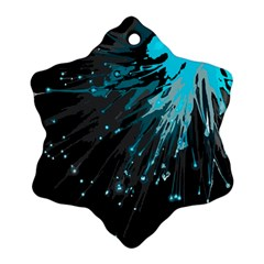 Big Bang Ornament (snowflake)