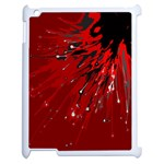 Big bang Apple iPad 2 Case (White) Front