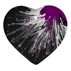 Big bang Ornament (Heart)