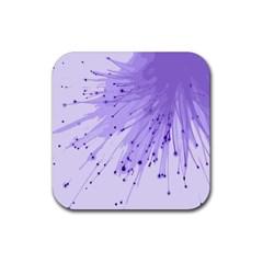 Big bang Rubber Coaster (Square)