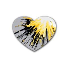 Big bang Heart Coaster (4 pack)